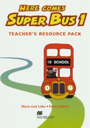 Here comes Super Bus,Level 1, Teach Res.