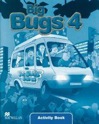 Big Bugs, Level 4, Activity Book