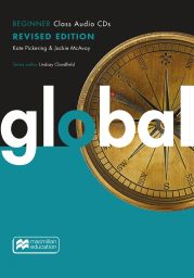Global revised Beginner, Class Audio-CDs