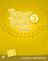 Tiger Time 3, Teacher's Edition Pack
