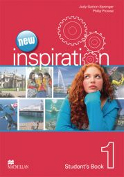 Inspiration New, Level 1, Stud. Book