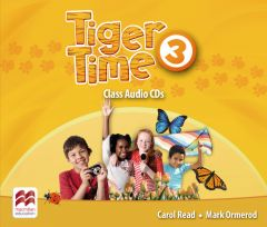 Tiger Time 3, Class Audio CD