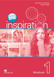 Inspiration New, Level 1, Workbook