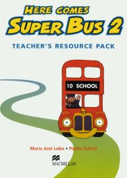 Here comes Super Bus,Level 2, Teach Res.