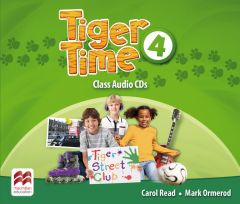 Tiger Time 4, Class Audio CD
