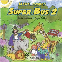 Here comes Super Bus, Level 2, CD