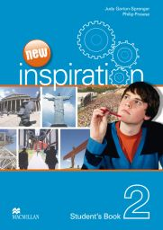 Inspiration New, Level 2, Stud. Book