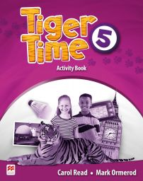 Tiger Time 5, Activity Book