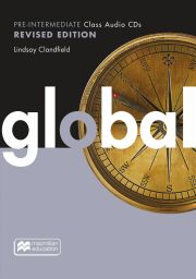 Global revised Pre-Int., Class Audio-CDs