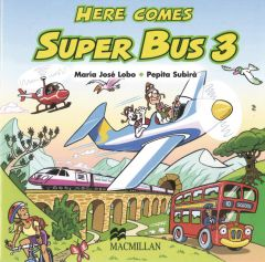 Here comes Super Bus, Level 3, CD