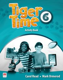 Tiger Time 6, Activity Book