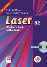 Laser 3rd B2, Pack. SB+ebook