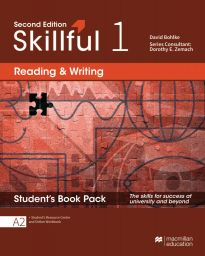 Skillful 2nd 1, Read.&Writing, SB+Code