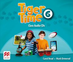 Tiger Time 6, Class Audio CD