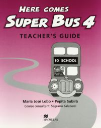 Here comes Super Bus, Level 4, Notes