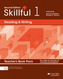 Skillful 2nd 1, Read.&Writing, TB+Code