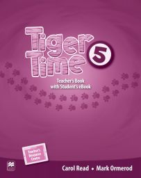 Tiger Time 5, Teacher's Ed. Pack + ebook