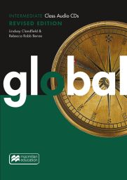 Global revised Interm.,Class Audio-CDs