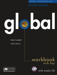Global revised Upp-Interm.,WB + CD + key