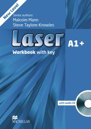 Laser A1plus 3rd ed., WB + CD + key