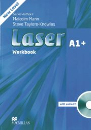 Laser A1plus 3rd ed., WB + CD - key