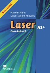 Laser A1plus 3rd ed., Class Audio CDs