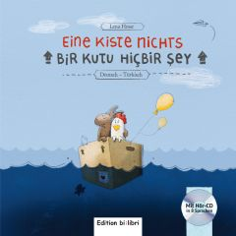 Bi:libri, Eine Kiste Nichts, dt.-türk.