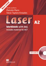 Laser A2 3rd ed., WB + CD + key