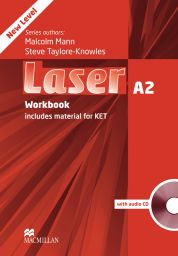 Laser A2 3rd ed., WB + CD - key