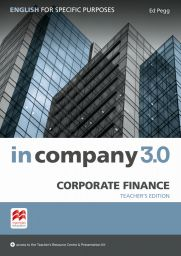 In Company 3.0,ESP Corporate Fin.Teacher