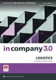 In Company 3.0,ESP Logistics, SB Pack