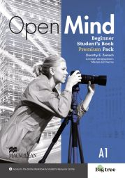 openMind BE ed.,Beg.,SB+Code+WB(Online)