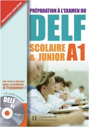 DELF Scolaire & Junior A1 + CD
