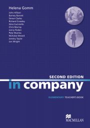 In Company 2nd Ed., Elem., Notes