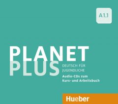 Planet Plus A1.1, 2 CDs z. KB+1 CD z. AB