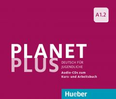 Planet Plus A1.2, 2 CDs z. KB+1 CD z.AB