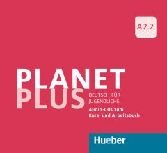 Planet Plus A2.2, 2 CDs z. KB+1 CD z. AB