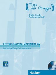 Fit f. Goethe-Z. A2, LB m. CD f. Erw.