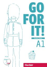 Go for it! A1, LHB mit DVD
