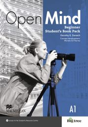 openMind BE, Beg.,SB+Code+WB(Print)+CD