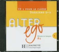 Alter Ego 1, CD 1