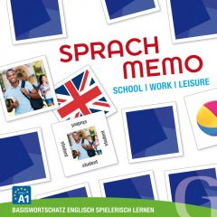 Sprachmemo Englisch: School/Work...