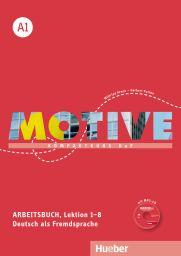 Motive, AB A1, Lekt. 1-8 + MP3-CD