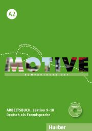 Motive, AB A2, Lekt. 9-18 + MP3-CD
