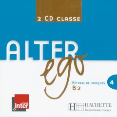 Alter ego 4, 2 CDs