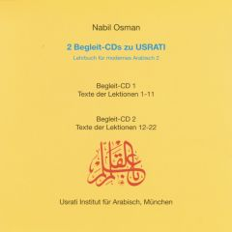 Usrati 2, Lb.f. mod. Arab., 2 CDs