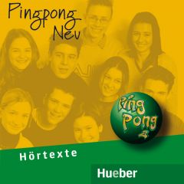 Pingpong Neu 2, 2 CDs zum LB