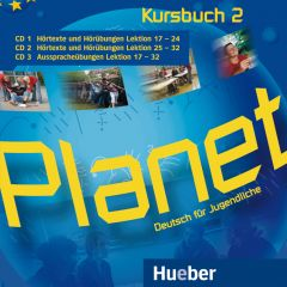 Planet 2, 3 CDs