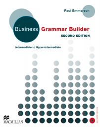 Business Grammar Builder New