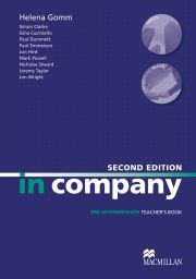 In Company 2nd Ed.,Pre-Int., Notes